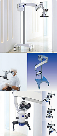手術用顕微鏡 OPMI pico シリーズ